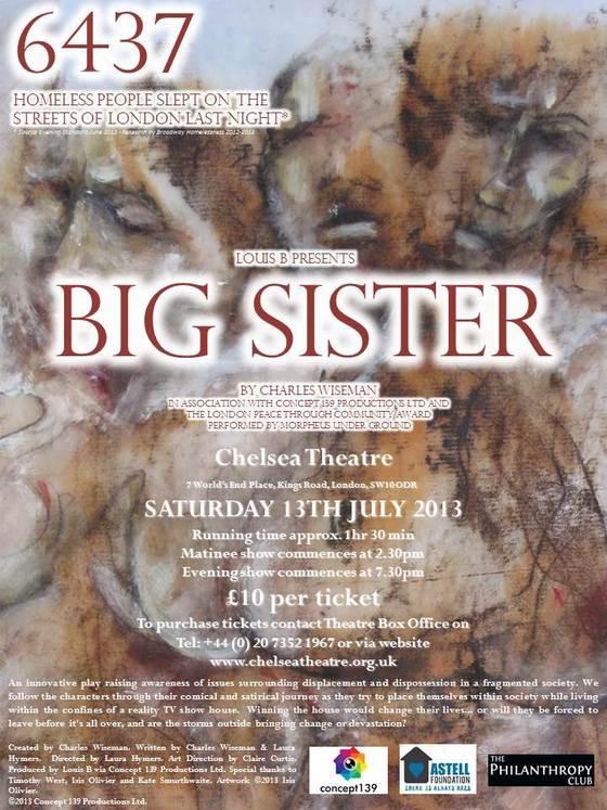 Big Sisiter poster