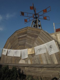 le moulin dessins de grand duc
